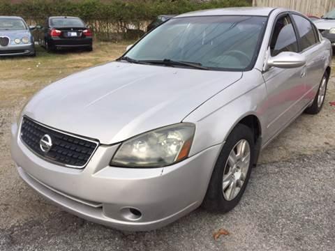 2005 Nissan Altima for sale in Suwanee, GA