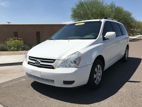 2007 Kia Sedona for sale in Phoenix, AZ