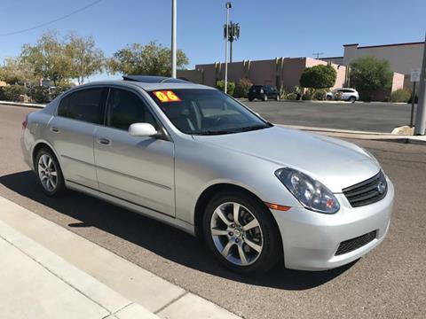 2006 Infiniti G35 for sale in Phoenix, AZ
