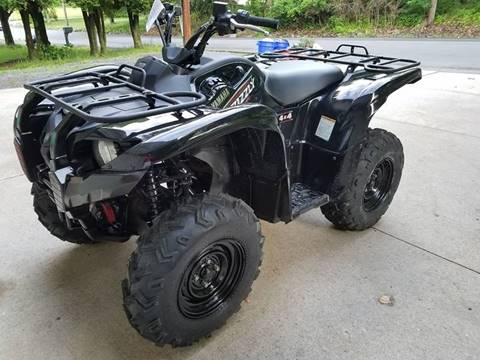 2009 Yamaha Grizzly