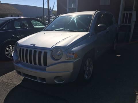 2008 Jeep Compass for sale in Scranton, PA