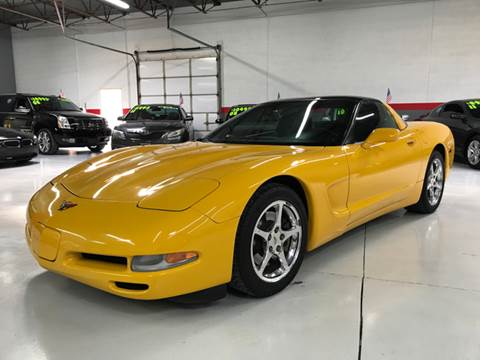 2001 Chevrolet Corvette for sale in Tulsa, OK