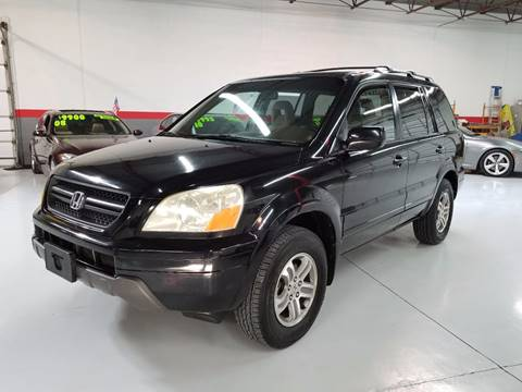 2004 Honda Pilot for sale in Tulsa, OK