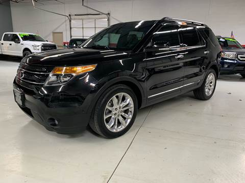 2014 Ford Explorer for sale in Tulsa, OK