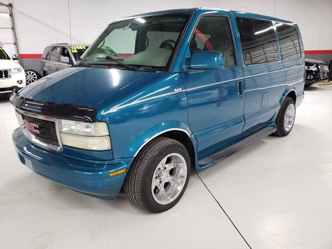 2001 GMC Safari for sale in Tulsa, OK