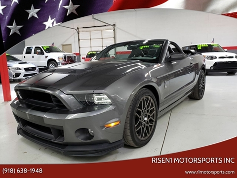 2013 Ford Shelby GT500 for sale in Tulsa, OK