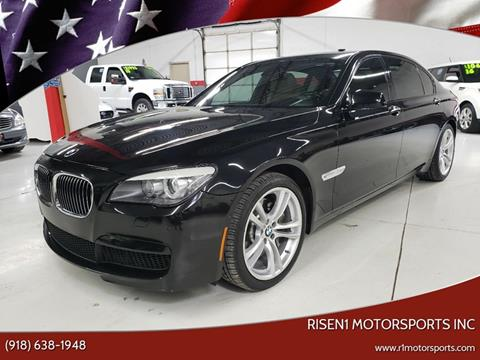 2012 BMW 7 Series for sale in Tulsa, OK