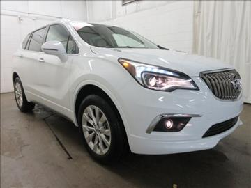 2017 Buick Envision for sale in Petoskey, MI
