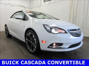 2016 Buick Cascada for sale in Petoskey, MI