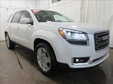 2017 GMC Acadia Limited for sale in Petoskey, MI