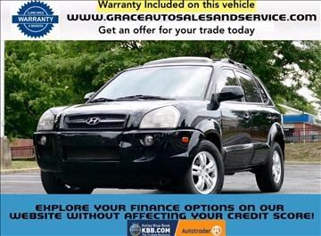 2006 Hyundai Tucson for sale in Richmond, VA