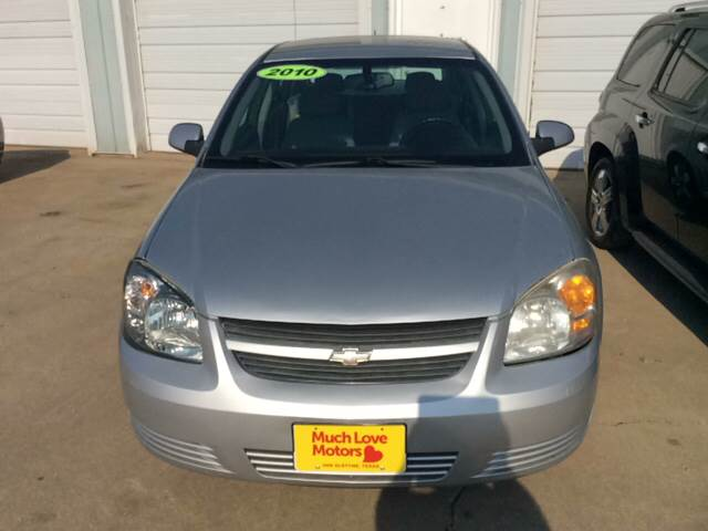 2010 Chevrolet Cobalt For Sale At Much Love Motors In Howe TX