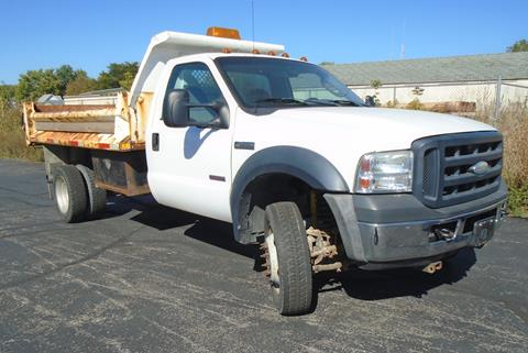 2007 Ford F-450 for sale in Durand, IL