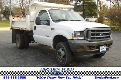 2004 Ford F-450 Super Duty for sale in Durand, IL