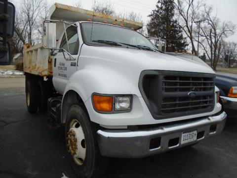 2000 Ford F-650 for sale in Durand, IL