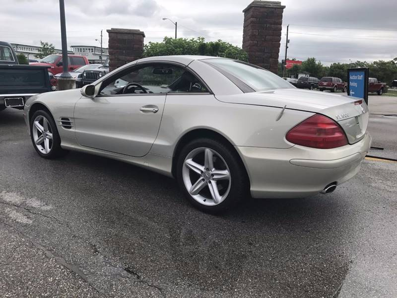 2003 Mercedes-Benz SL-Class for sale at STL Car Buys in Park Hills, MO