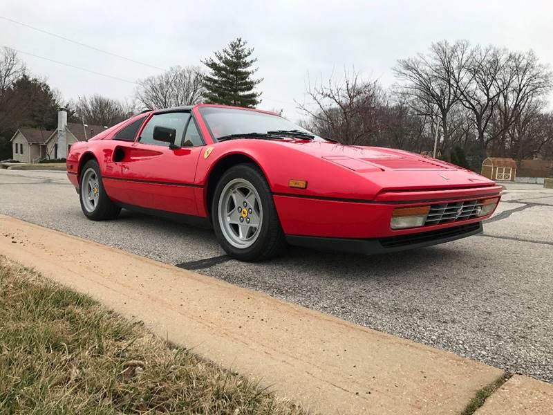 1988 Ferrari 328 GTS for sale at STL Car Buys in Park Hills, MO