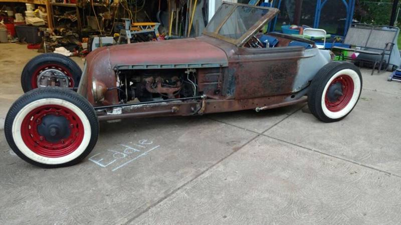 RAT ROD RAT ROD for sale at STL Car Buys in Park Hills, MO