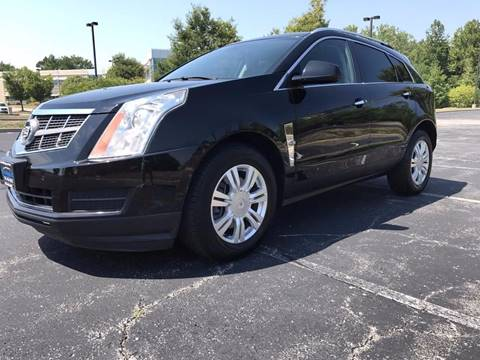 2011 Cadillac SRX for sale at STL Car Buys in Park Hills, MO