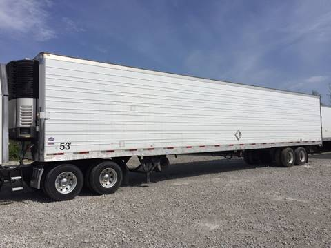 2005 UTILITY REFRIGERATED TRAILER for sale at Investment Car Brokers in Park Hills MO