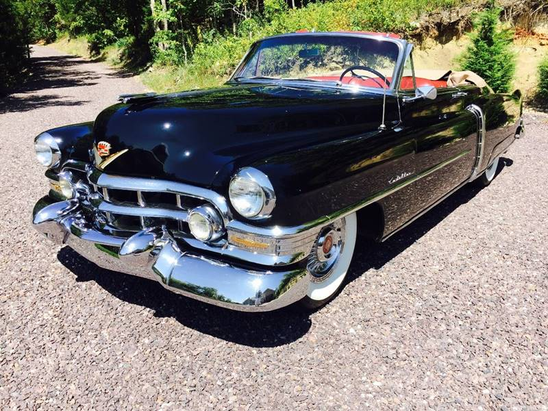 1952 Cadillac Series 62 for sale at Investment Car Brokers in Park Hills MO