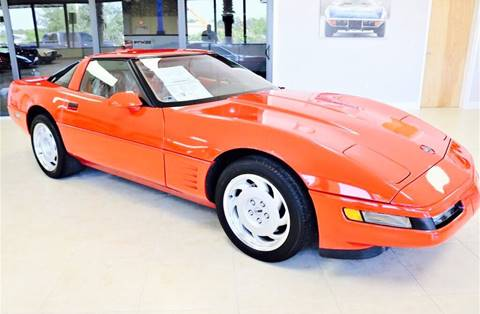 1991 Chevrolet Corvette for sale at Investment Car Brokers in Park Hills MO
