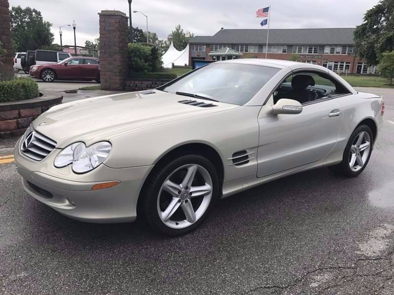 2003 Mercedes-Benz SL-Class for sale at Investment Car Brokers in Park Hills MO