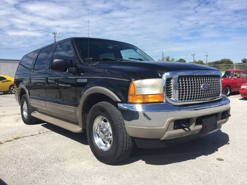 2000 Ford Excursion for sale at Investment Car Brokers in Park Hills MO