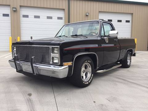 1986 Chevrolet C/K 10 Series for sale at Investment Car Brokers in Park Hills MO
