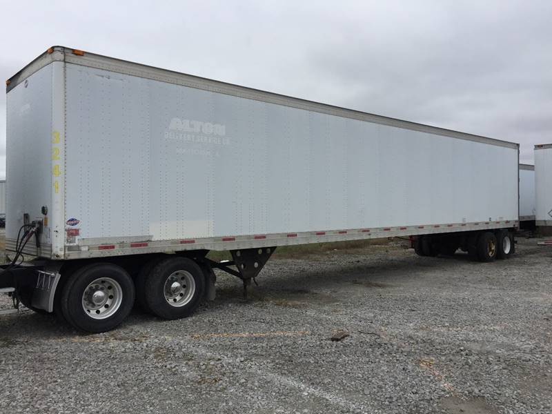 2004 UTILITY 53' DRY VAN TRAILER for sale at Investment Car Brokers in Park Hills MO