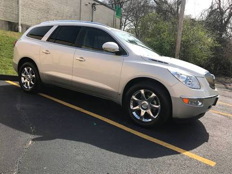 2009 Buick Enclave for sale at STL Car Buys in Park Hills, MO