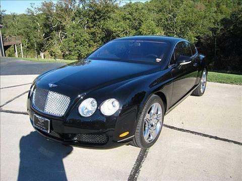 2004 Bentley Continental GT for sale at STL Car Buys in Park Hills, MO