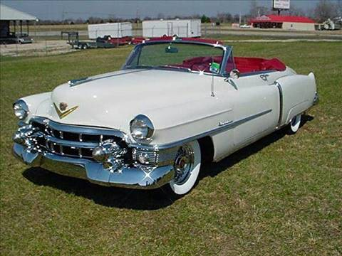1953 Cadillac Series 62 for sale at STL Car Buys in Park Hills, MO