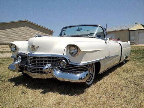 1954 Cadillac Series 62 for sale at STL Car Buys in Park Hills, MO