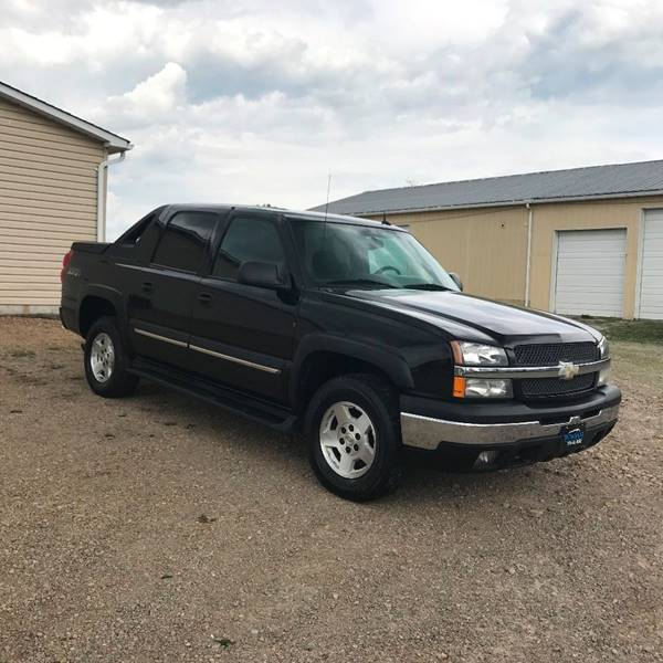 2004 Chevrolet Avalanche for sale at STL Car Buys in Park Hills, MO