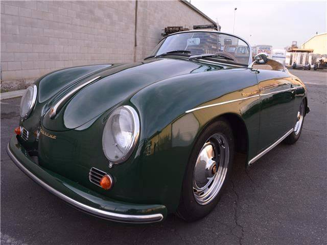 1959 Porsche 356 Speedster for sale at STL Car Buys in Park Hills, MO
