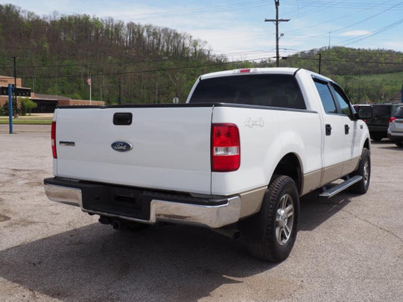 2008 Ford F-150 for sale at Dream Deals on Wheels in Bridgeport OH