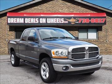 2006 Dodge Ram Pickup 1500 for sale at Dream Deals on Wheels in Bridgeport OH