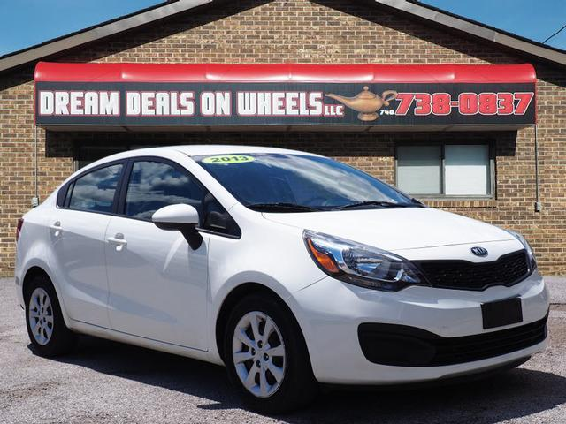 2013 Kia Rio for sale at Dream Deals on Wheels in Bridgeport OH