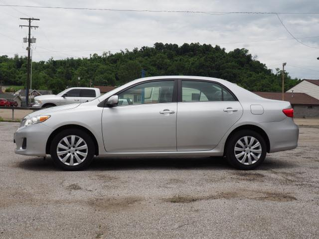 2013 Toyota Corolla for sale at Dream Deals on Wheels in Bridgeport OH