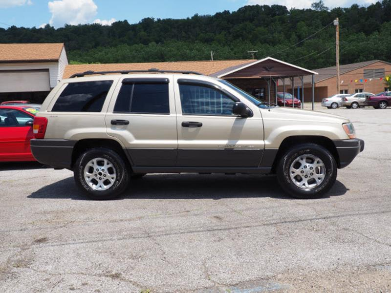 2001 Jeep Grand Cherokee for sale at Dream Deals on Wheels in Bridgeport OH