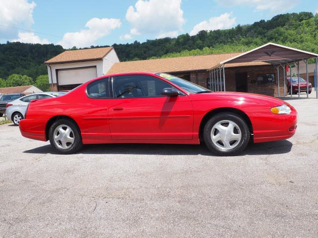 2004 Chevrolet Monte Carlo for sale at Dream Deals on Wheels in Bridgeport OH