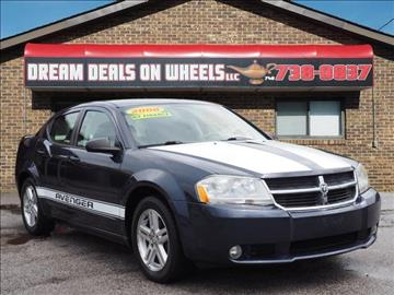 2008 Dodge Avenger for sale at Dream Deals on Wheels in Bridgeport OH