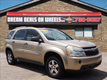 2007 Chevrolet Equinox for sale at Dream Deals on Wheels in Bridgeport OH
