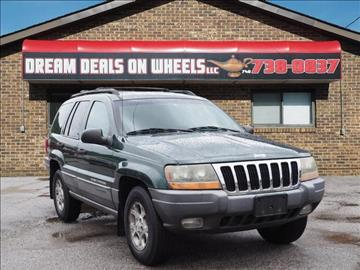 2000 Jeep Grand Cherokee for sale at Dream Deals on Wheels in Bridgeport OH