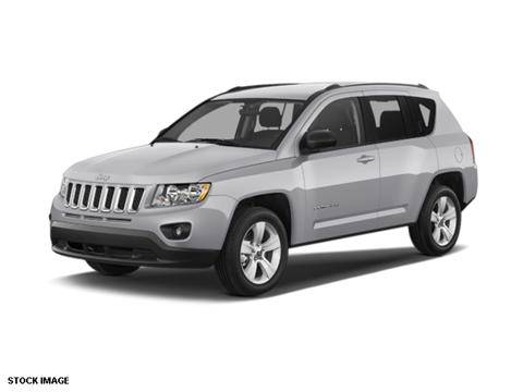 2012 Jeep Compass for sale at Dream Deals on Wheels in Bridgeport OH