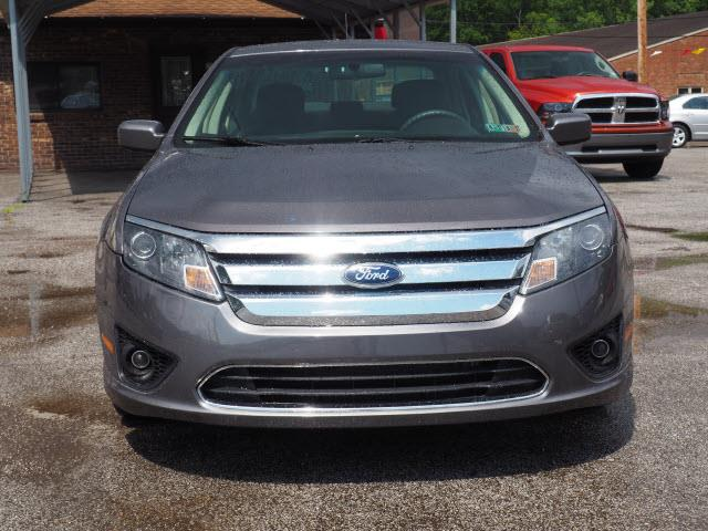 2012 Ford Fusion for sale at Dream Deals on Wheels in Bridgeport OH