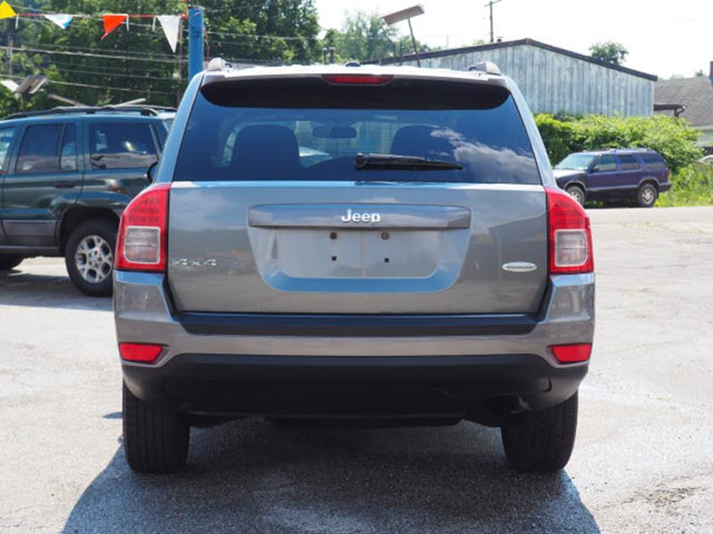 2011 Jeep Compass for sale at Dream Deals on Wheels in Bridgeport OH