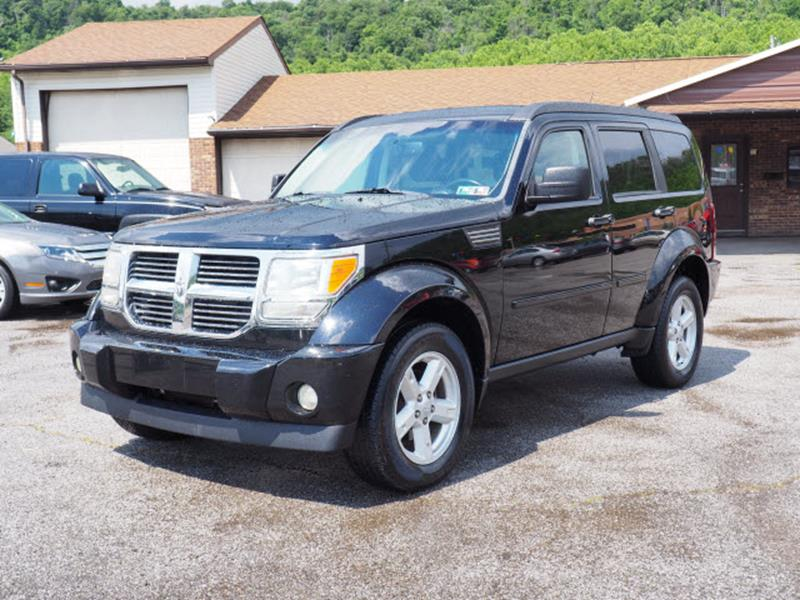 2007 Dodge Nitro for sale at Dream Deals on Wheels in Bridgeport OH