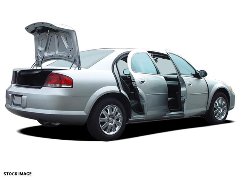 2004 Chrysler Sebring for sale at Dream Deals on Wheels in Bridgeport OH